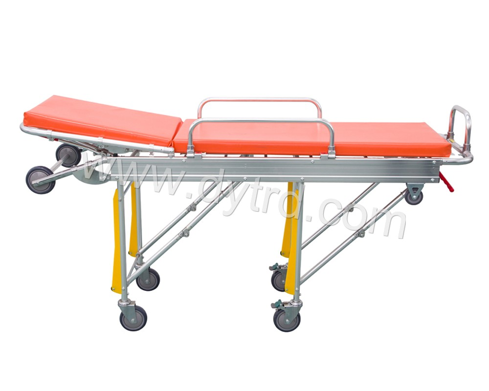 DY01-AM-002A  Aluminum Alloy Ambulance Stretcher