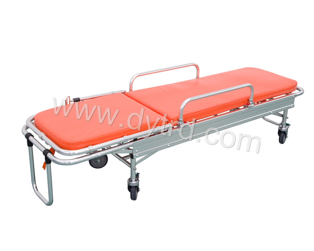 DY01-AM-006B  Low Position Ambulance Stretcher